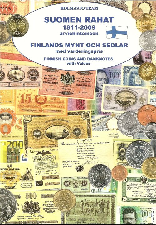 Finnish coins and banknotes 1811 - 2009.jpg