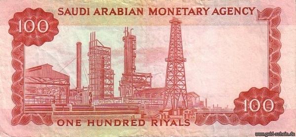 Erdöl – ... Saudi Money 100