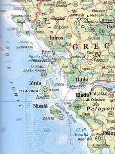 Ionische Inseln Moneypedia