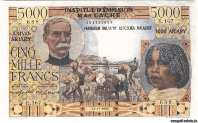 Madagaskar 0055 5000Francs Vs.jpg