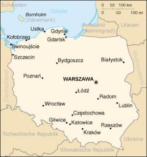zloty tauschen in deutschland oder polen